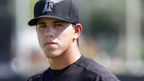 Jose Fernandez was the 14th overall pick in last year's First-Year Player Draft.