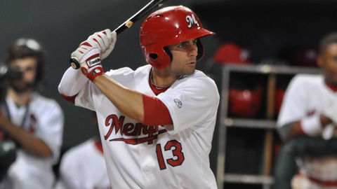Pete Kozma is hitting .271 with 10 RBIs in 16 games this month.
